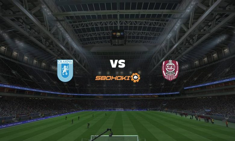 Live Streaming Universitatea Craiova vs CFR Cluj-Napoca 9 April 2021 1