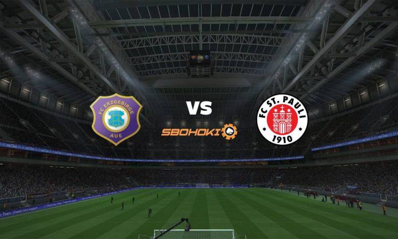 Live Streaming FC Erzgebirge Aue vs St Pauli 10 April 2021 1