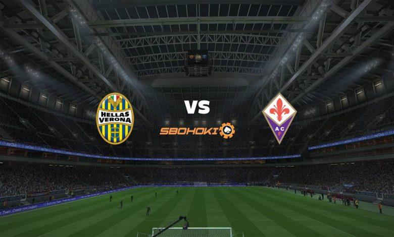 Live Streaming Hellas Verona vs Fiorentina 20 April 2021 1