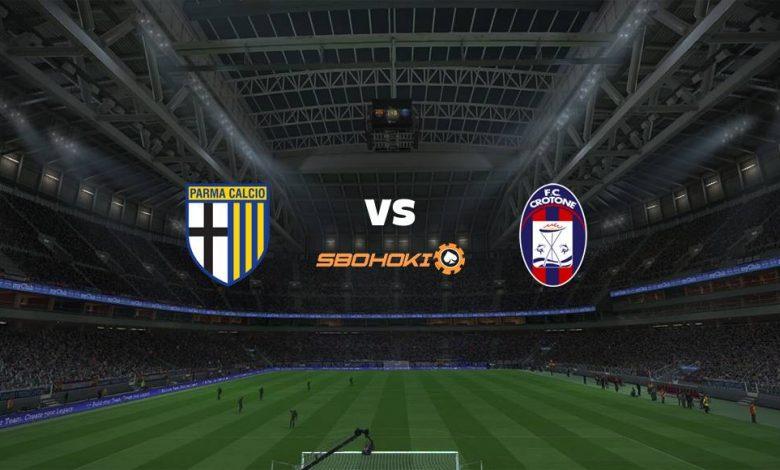 Live Streaming Parma vs Crotone 24 April 2021 1