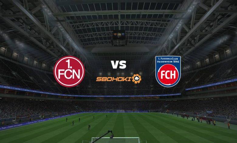 Live Streaming FC Nurnberg vs 1. FC Heidenheim 24 April 2021 1