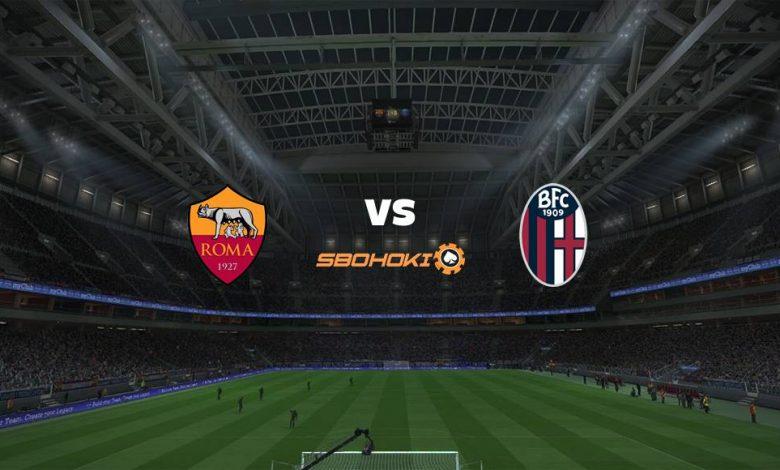 Live Streaming Roma vs Bologna 11 April 2021 1