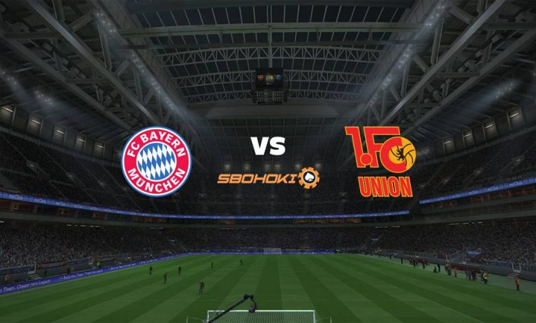 Live Streaming Bayern Munich vs FC Union Berlin 10 April 2021 1