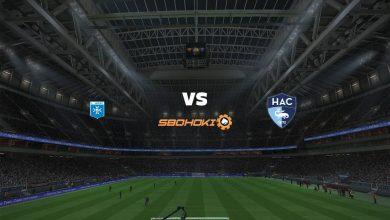 Photo of Live Streaming  AJ Auxerre vs Le Havre AC 5 April 2021