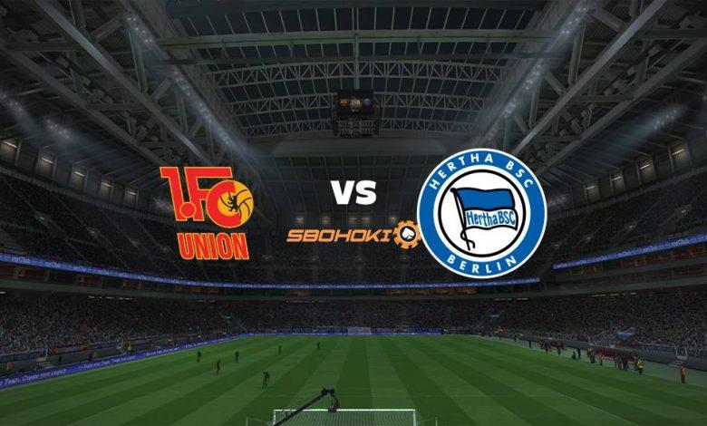 Live Streaming FC Union Berlin vs Hertha Berlin 4 April 2021 1