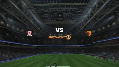 Photo of Live Streaming  Middlesbrough vs Watford 5 April 2021