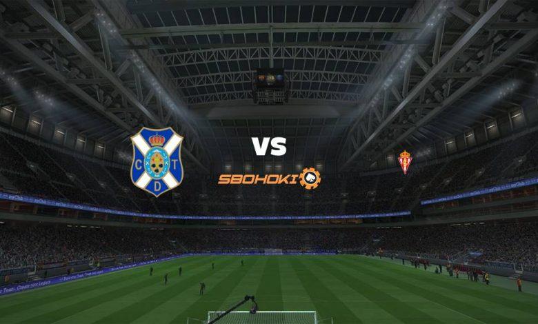 Live Streaming Tenerife vs Sporting Gijn 9 April 2021 1