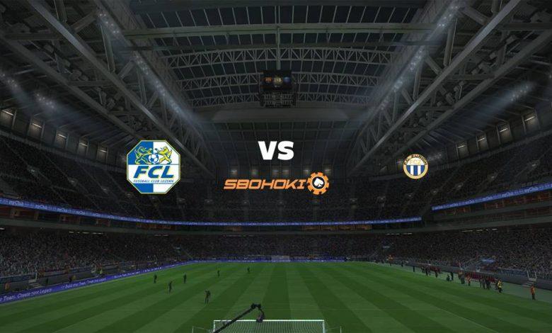 Live Streaming FC Luzern vs FC Zrich 25 April 2021 1
