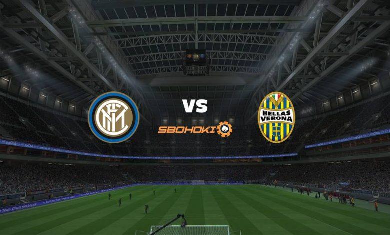 Live Streaming Inter Milan vs Hellas Verona 25 April 2021 1