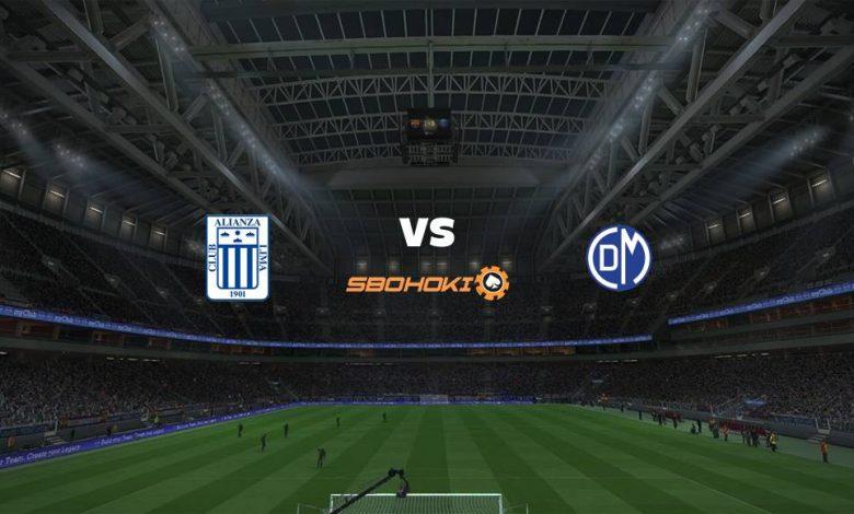 Live Streaming Alianza Lima vs Deportivo Municipal 6 April 2021 1