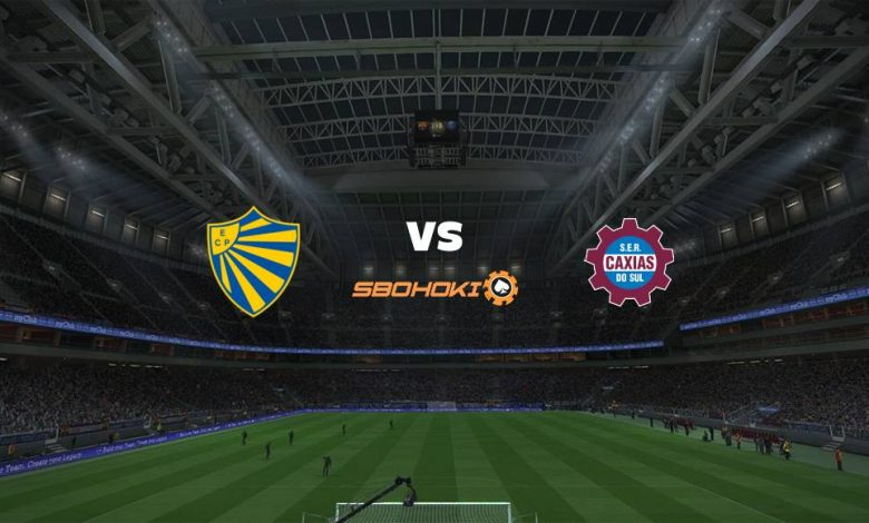 Live Streaming EC Pelotas vs Caxias do Sul 25 April 2021 1