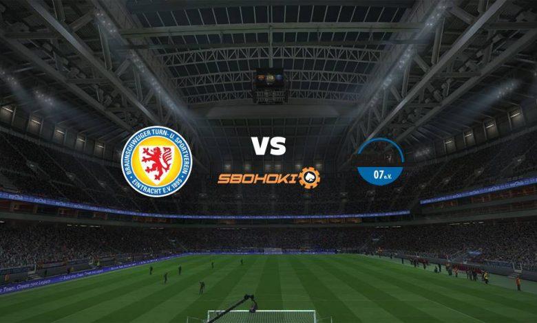 Live Streaming TSV Eintracht Braunschweig vs SC Paderborn 07 16 April 2021 1