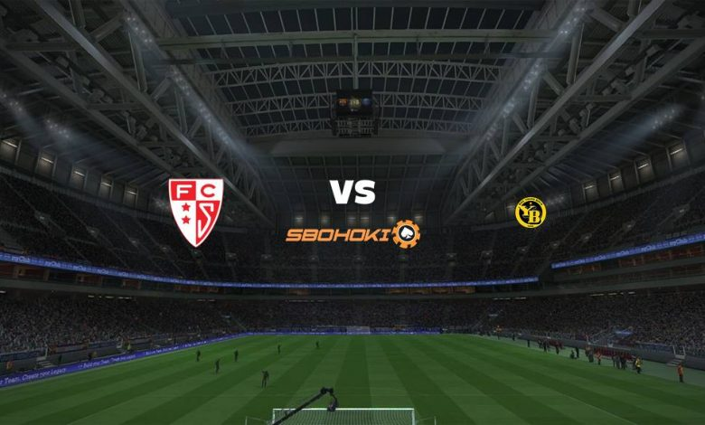 Live Streaming FC Sion vs Young Boys 4 April 2021 1