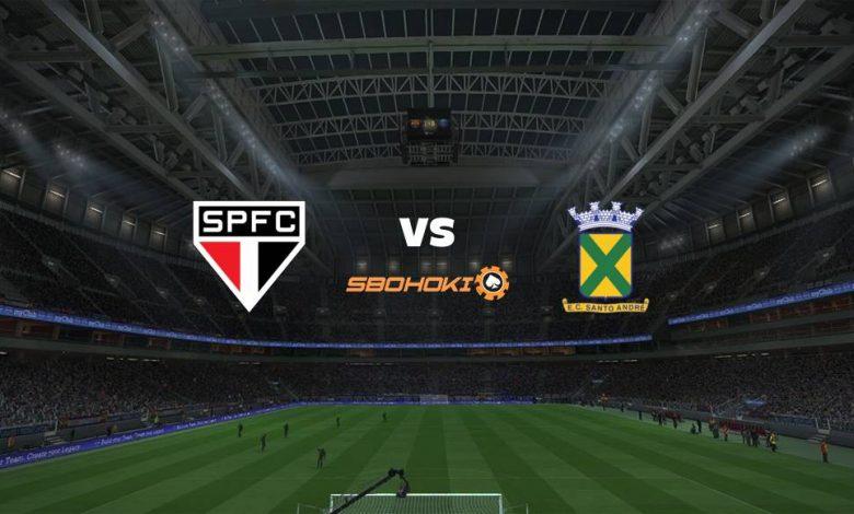 Live Streaming So Paulo vs Santo Andr 23 April 2021 1