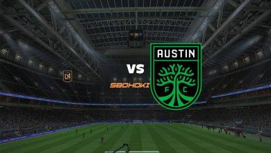 Photo of Live Streaming  Los Angeles FC vs Austin FC 17 April 2021