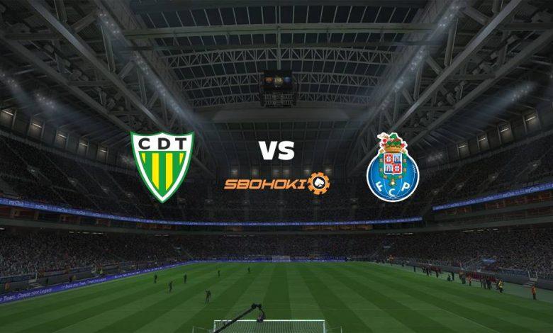 Live Streaming Tondela vs FC Porto 10 April 2021 1