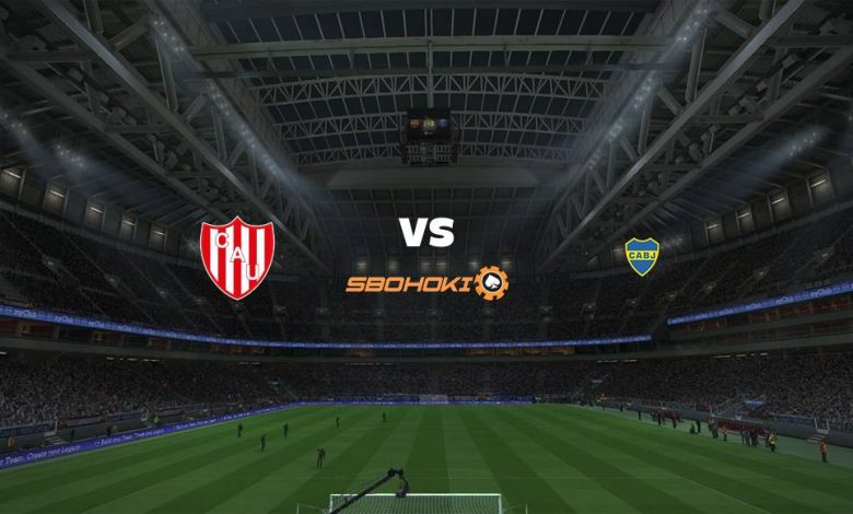 Live Streaming Unin (Santa Fe) vs Boca Juniors 11 April 2021 1