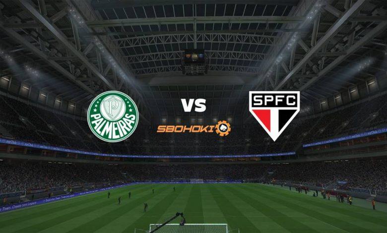 Live Streaming Palmeiras vs So Paulo 17 April 2021 1