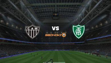 Photo of Live Streaming  Atlético-MG vs América-MG 4 April 2021