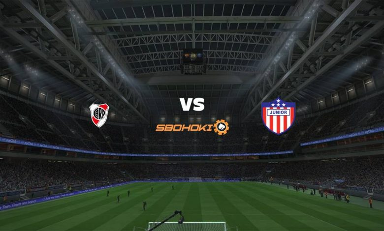 Live Streaming River Plate vs Atltico Junior 29 April 2021 1