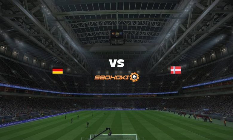 Live Streaming Germany vs Norway 13 April 2021 1