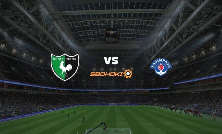 Live Streaming Denizlispor vs Kasimpasa 8 April 2021 1