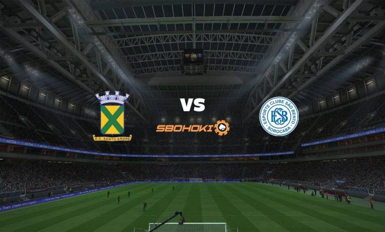 Live Streaming Santo Andr vs So Bento 13 April 2021 1