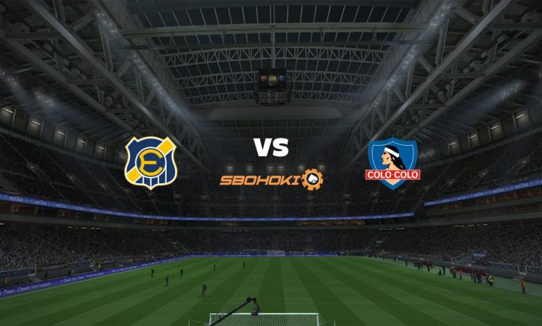 Live Streaming Everton CD vs Colo Colo 18 April 2021 1
