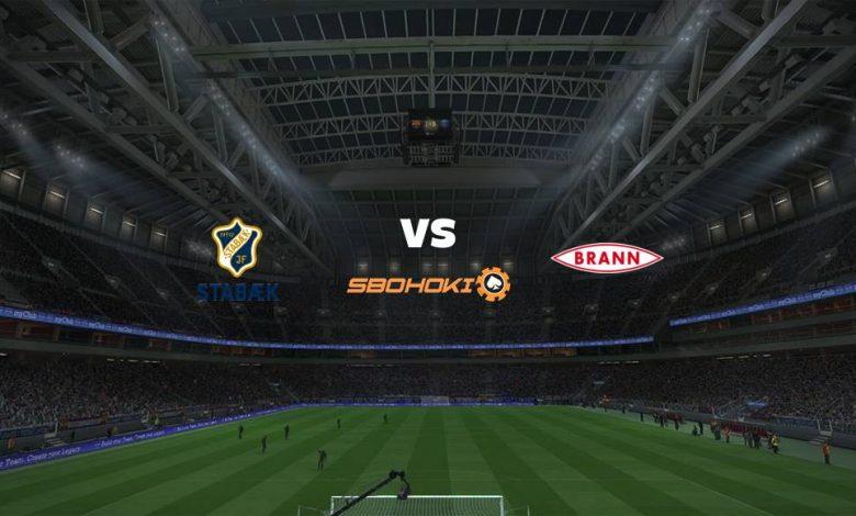 Live Streaming Stabaek vs SK Brann 24 April 2021 1