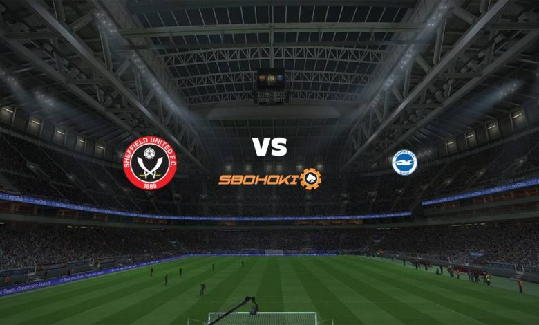 Live Streaming Sheffield United vs Brighton and Hove Albion 24 April 2021 1