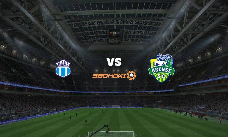 Live Streaming Macar vs Orense 17 April 2021 1