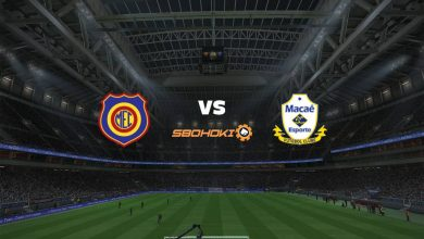 Photo of Live Streaming  Madureira vs Macaé 17 April 2021
