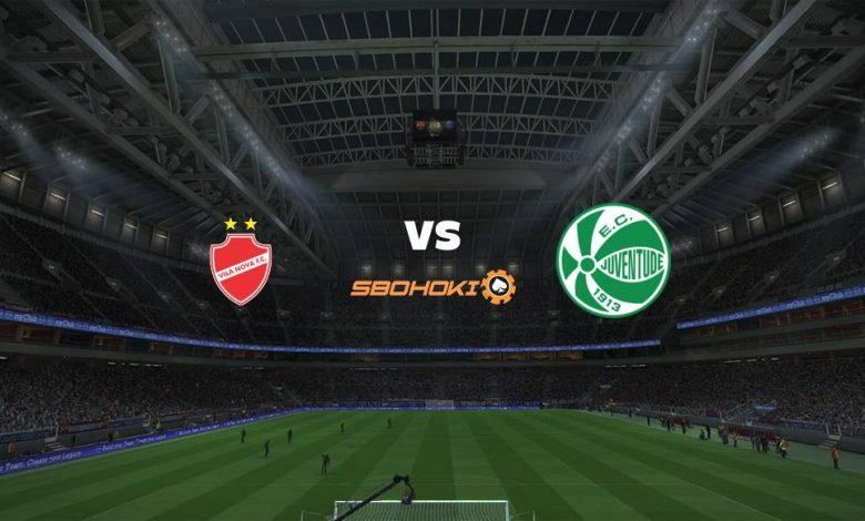Live Streaming Vila Nova-GO vs Juventude 9 April 2021 1