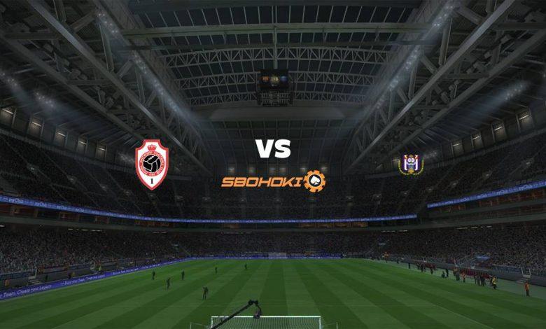 Live Streaming Antwerp vs Anderlecht 5 April 2021 1