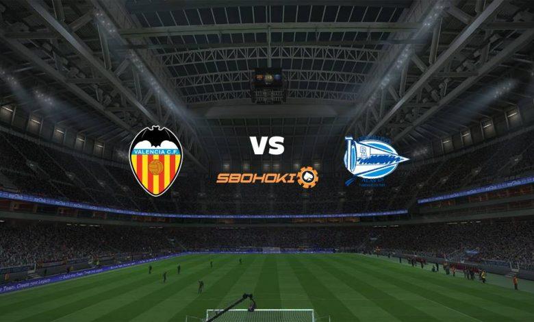 Live Streaming Valencia vs Alavs 24 April 2021 1