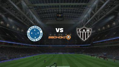 Photo of Live Streaming  Cruzeiro vs Atlético-MG 11 April 2021
