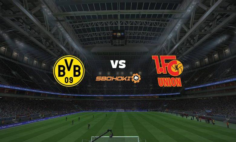 Live Streaming Borussia Dortmund vs FC Union Berlin 21 April 2021 1