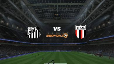 Photo of Live Streaming  Santos vs Botafogo SP 11 April 2021