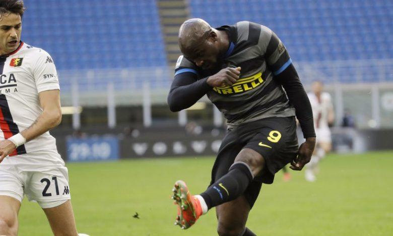 Lukaku Kaget Inter Bisa Duduk Nyaman di Pucuk Klasemen Serie A 1