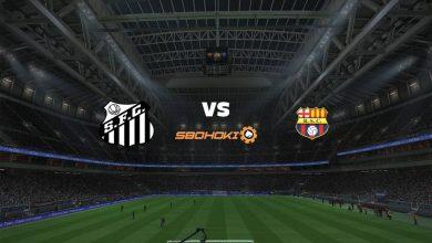 Photo of Live Streaming  Santos vs Barcelona SC 20 April 2021