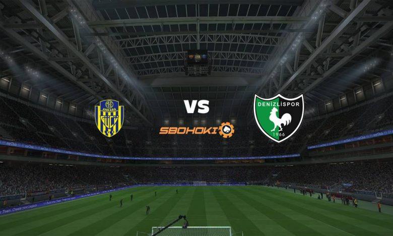 Live Streaming Ankaragucu vs Denizlispor 21 April 2021 1