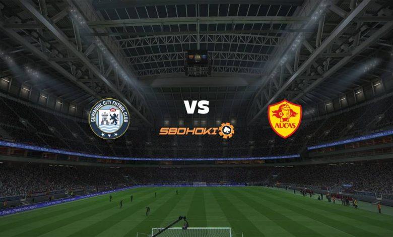 Live Streaming Guayaquil City FC vs Aucas 8 April 2021 1