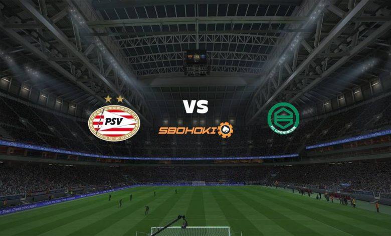 Live Streaming PSV Eindhoven vs FC Groningen 24 April 2021 1