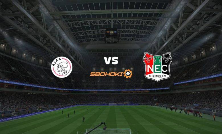 Live Streaming Jong Ajax vs NEC Nijmegen 23 April 2021 1