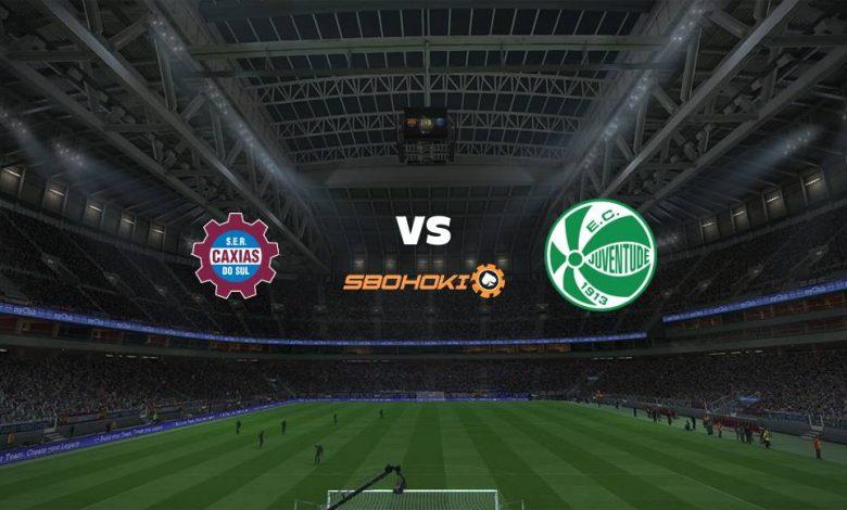 Live Streaming Caxias do Sul vs Juventude 5 April 2021 1