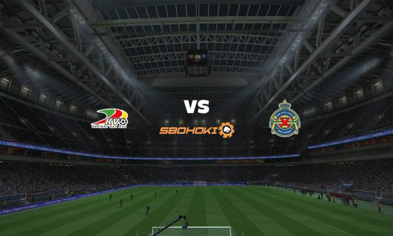 Live Streaming KV Oostende vs Waasland-Beveren 3 April 2021 1