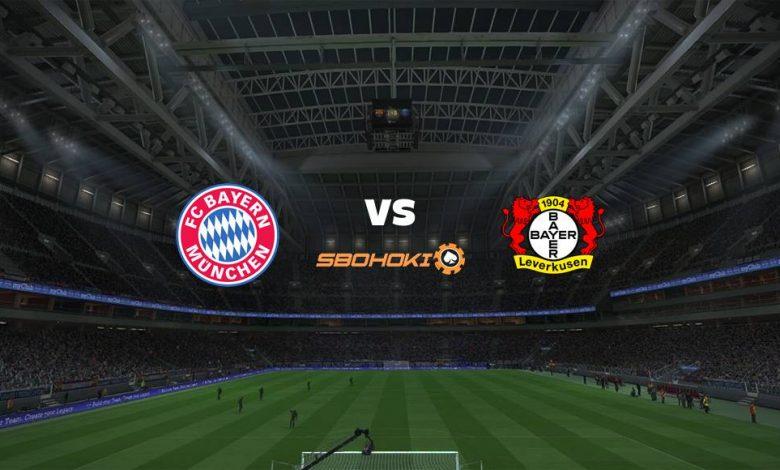 Live Streaming Bayern Munich vs Bayer Leverkusen 20 April 2021 1