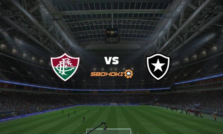 Live Streaming Fluminense vs Botafogo 17 April 2021 1