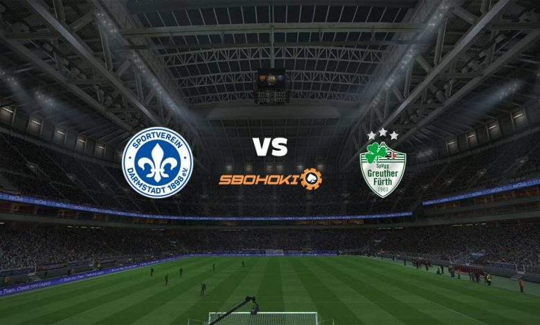 Live Streaming SV Darmstadt 98 vs SpVgg Greuther Furth 16 April 2021 1