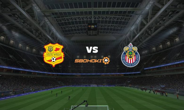 Live Streaming Atltico Morelia vs Tapato 5 April 2021 1